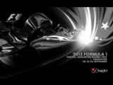 F1 2013. 13. Гран-При Сингапура, гонка