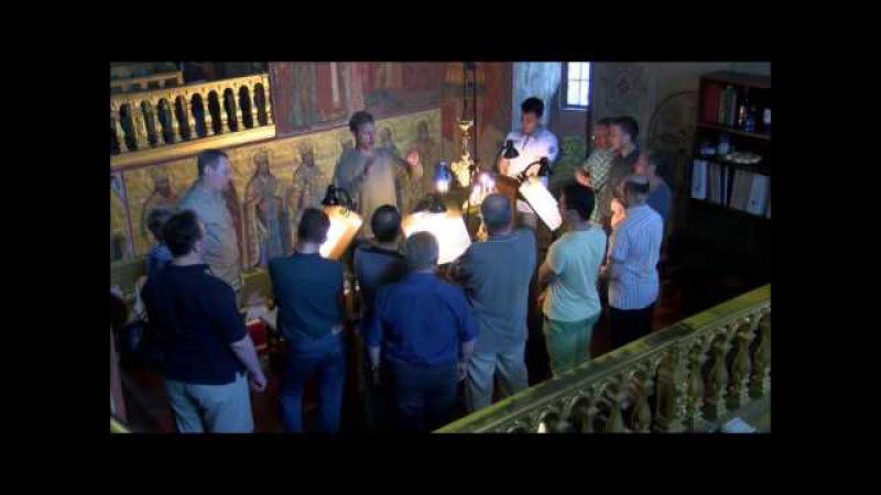 Хор Новоспасского монастыря: Камо пойду от Духа Твоего (Вик. Калинников)
