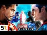 Marvel vs DC - Epic Battle [SR Supercuts]