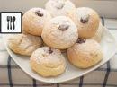 Курабье с орешками - Турецкое песочное печенье / Findikli kurabiye