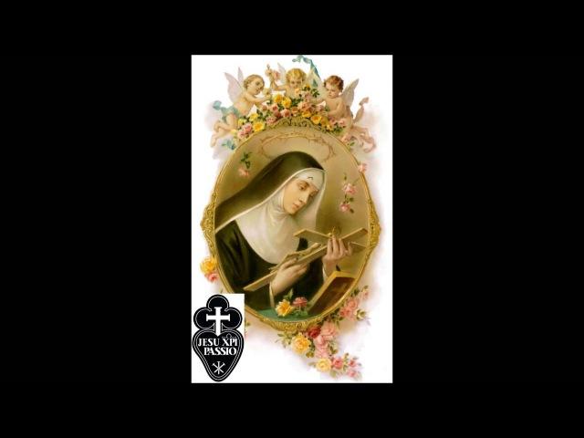 Śpiewana litania do świętej Rity gdy wszystko zawodzi