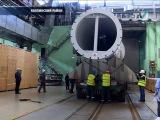 На Ижорском заводе изготовили 10 сосудов высокого давления для переработки нефти