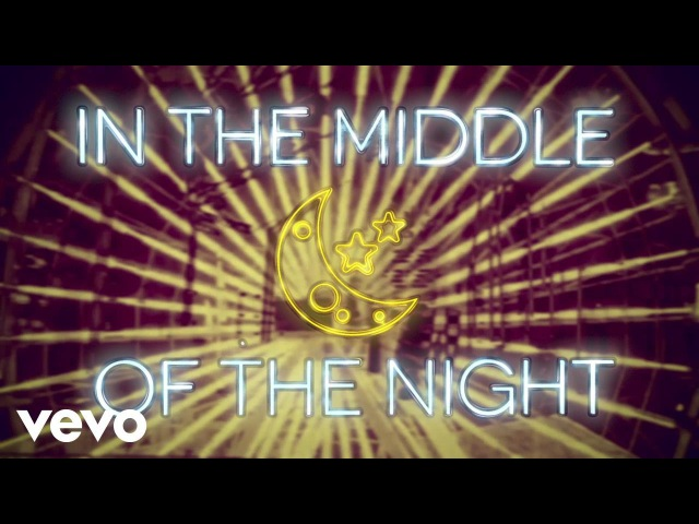 The Vamps, Martin Jensen - Middle Of The Night (Lyric Video)
