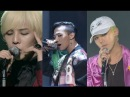 빅뱅의 10년 BIGBANG GD EVOLUTION 데뷔-현재 무대변천사 빅뱅 지드래곤 2006-2016