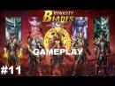 Dynasty Blades 11 Прохождение Gameplay iOS/Android Классная ММОRPG для мобильных устройств