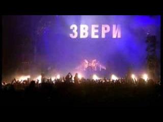 ЗВЕРИ - Районы-кварталы LIVE .Zveri - The Beasts