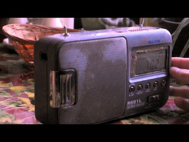 Приймач для радіолюбительських частот