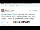 Donald Trump gets personal in Morning Joe attacks into Twitter fight