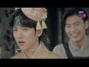 【中字】160914第七回 十王子王銀EXO邊伯賢cut 月之戀人-步步驚心:麗