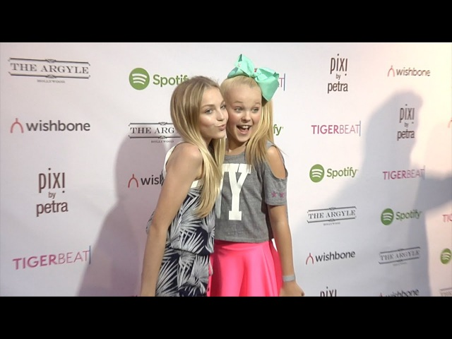 Brynn Rumfallo | TigerBeat Launch Event Pink Carpet DanceMoms