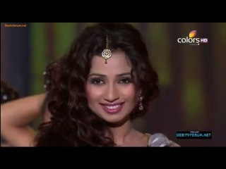 Shreya Ghoshal Mirchi Music Awards Performances (2013, 2012, 2011 2009)