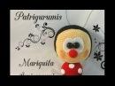 Amigurumi Mariquita - ladybug