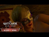 The Witcher 3 Blood And Wine - Nude Painting Model (Uncensored/Censored Comparison)