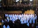Пение старообрядческих хоров на Жен Мироносиц Рогожское Old believer chants 2014