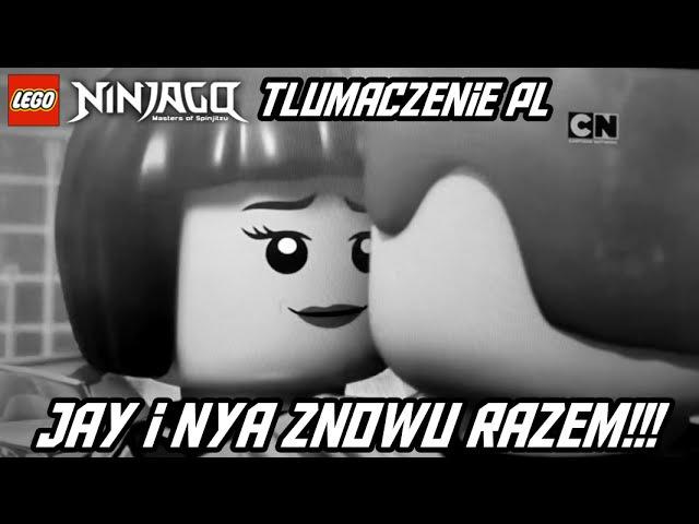 LEGO Ninjago | Jay i Nya znowu razem [Tłumaczenie PL]