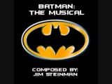 The Graveyard Shift from Batman: The Musical (David J. Smith cover)