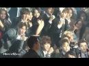150122 60 ending EXO Baekhyun Chen Chanyeol D.O. BTS VIXX @ Seoul Music Awards 2015 서울가요대상 ソウル歌謡大賞