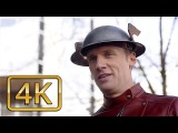 The Flash 2x14 jay garrick uses velocity 9 and saves people - part #7 (Ultra-HD 4K)