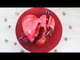 Муссовый Торт с Черной Смородиной  Mousse Cake with Black Currant