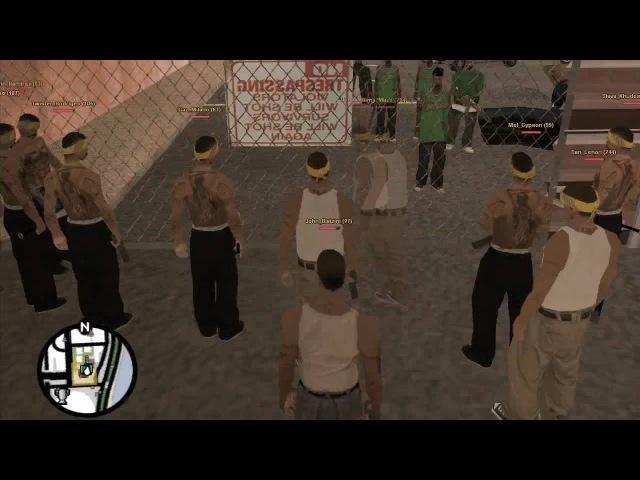 Отрывки из жизни банды VAGOS. Часть вторая.