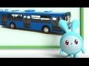 Малышарики - Автобус 69 серия Мультики про машинки