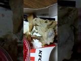 Mother Finds Maggots in Child's KFC Chicken