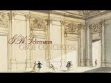 G.Ph. Telemann Concerti per molti strumenti