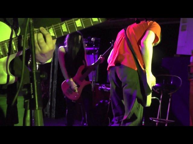 Thy Grave - 2016.03.07 - live @ Teatr club