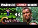 'Predator' with CONTRA Nintendo (NES) sounds!