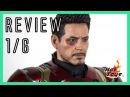 Hot Toys Iron Man Mark 46 XLVI CA: Civil War 1/6 review MMS353D16