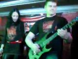 Смута (pagan metal) - IconoClast (black death metal) в культовом Рыбинском