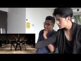 [JBP] BLACKPINK (Dance Practice Video) REACTION! (WHOS THE BLONDE!) [рус. суб]