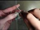 1 Как связать елку крючком, часть 1
