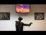 геймплей Serious Sam VR