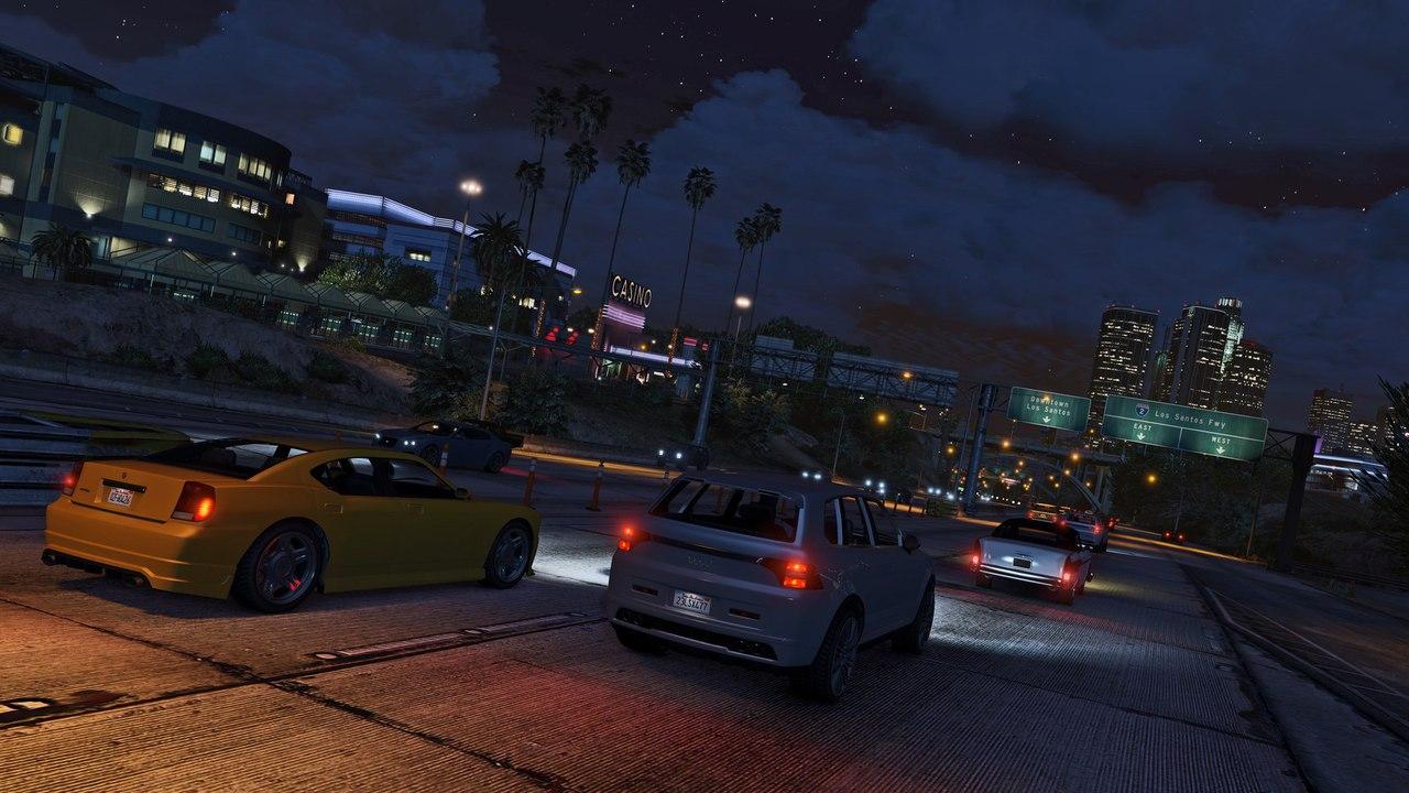 Скриншот игры Grand Theft Auto 5