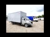 Переоборудование ГАЗ 33104 Валдай. Удлинение шасси, установка фургона.