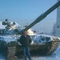 Анкета Сергей Куликов