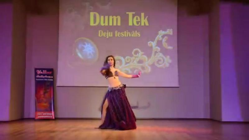 Margarita Kamjaka (LV) Performing Kheles el Dam 13