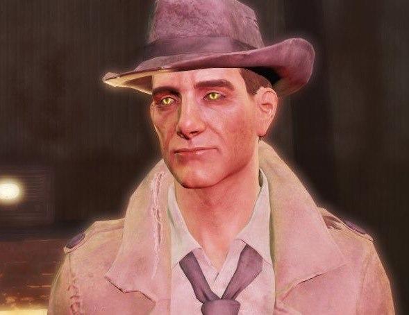 Nick Valentine Fallout4