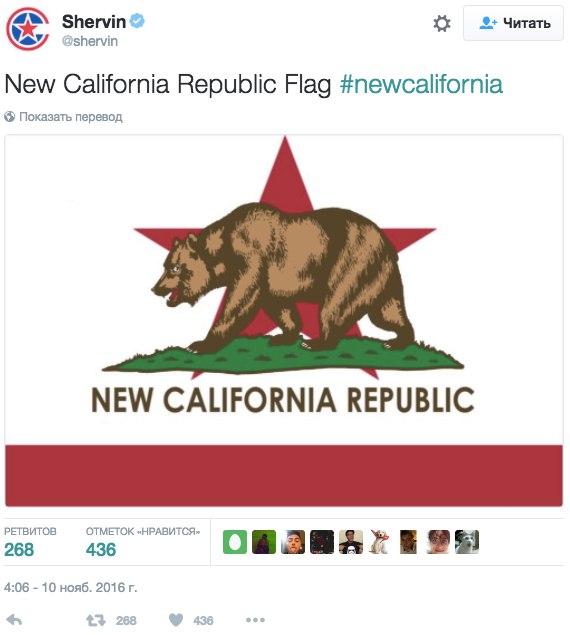 Движение за выход Калифорнии из состава США