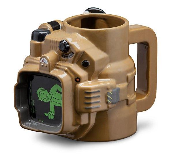 Кружка Pip-Boy  по мотивам Fallout4