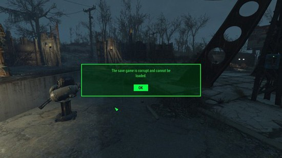 После 1300 часов игры фаната Fallout4 постиг худший кошмар геймера