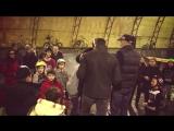 Памп-батл в ангаре на ВелоТочке 23.02.17
