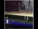 Вин Дизель на премьере Форсажа 8, 8 апреля 2017 г., Нью-Йорк