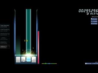 osu! S3RL feat Krystal - R4V3 B0Y