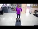 Функциональный тренинг с Оксаной Оробец. Кардио тренировка 2
