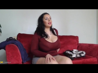 Anastasia Lux Solo - big ass booty butts bbw pawg curvy chubby plump mature milf