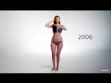 100 лет красоты - Боди-арт купальники