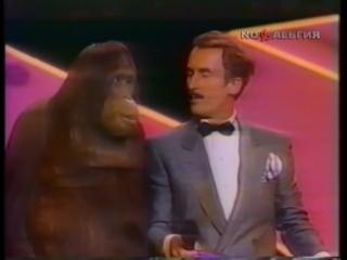 Утренняя почта Обезьяны или люди- (Bobby Berosinis orangutan show)