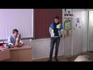 Сценка на зачете - день студента 2016 КИТ ДВНЗ ДонНТУ